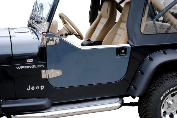 Jeep Halbtür aus glasfaserverstärktem Kunststoff