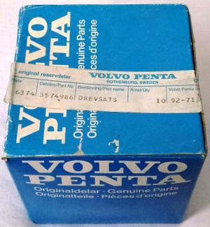 Antriebssatz Volvo Penta 3574986