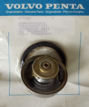 Thermostatsatz Volvo Penta 875580
