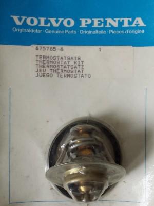 Thermostatsatz Volvo Penta 875785