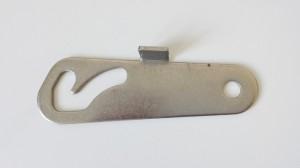 Metallplatte für Motoraufhängung (steuerbord) Volvo Penta 3555500