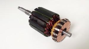 Anker für Startmotor / Anlasser Volvo Penta 3575170