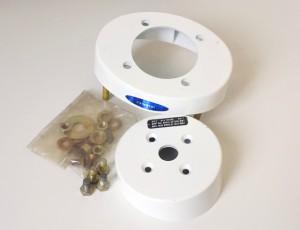 Teleflex Big-T Bezel Kit in weiß