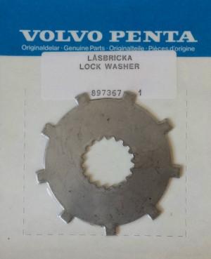 Propeller-Sicherungsscheibe Volvo Penta 897367