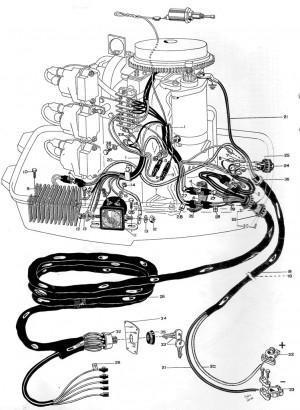 Starterrelais Volvo Penta 3558060