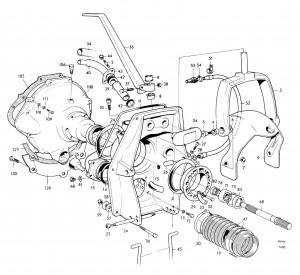 Stabilisierungsring für Auspuffbalg von Volvo Penta 897803