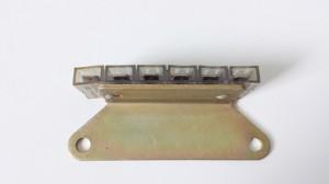 Steckerleiste / Flachstecker 380V 6mm² - Volvo Penta Ersatzteil