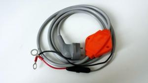 Gleichrichter - Ladekabel mit Absicherung