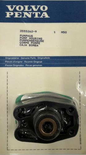 Pumpengehäuse Volvo Penta 3555262