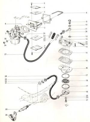 Verschlusskappe Volvo Penta 3556402