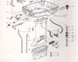 Wasserleitung (Standard Länge) Volvo Penta 3555706