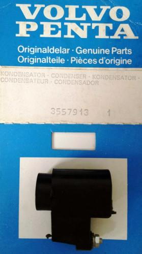 Kondensator Volvo Penta 3557913