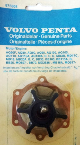 Impellersatz von Volvo Penta 875808