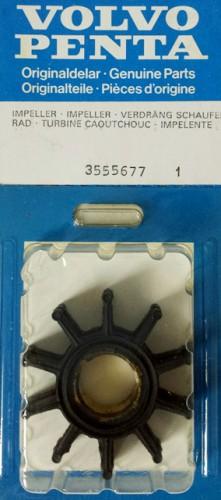 Impeller für 40/45/55/60/70 PS - Volvo Penta 3555677