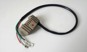 Spannungsregler für Lichtmaschine von Volvo Penta 843547